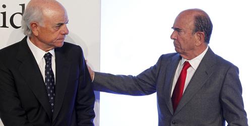"""Entre la dignidad nacional y sus negocios, Botín parece tener clara su elección. Y lanza un mensaje a Rajoy: """"Su resistencia me está costado mucho dinero. Negocien con Berlín y Washington. Si es necesario entregar el país para salvar mis negocios, háganlo"""""""