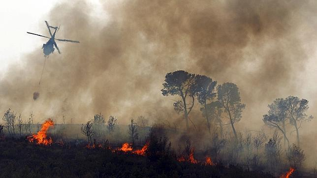 Arde España