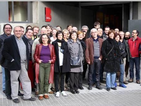 Directores de salas de la Red de Teatros Alternativos
