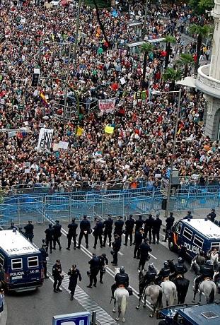 No hay que caer en la trampa. A las provocaciones y la represión hay que responder con más unidad.