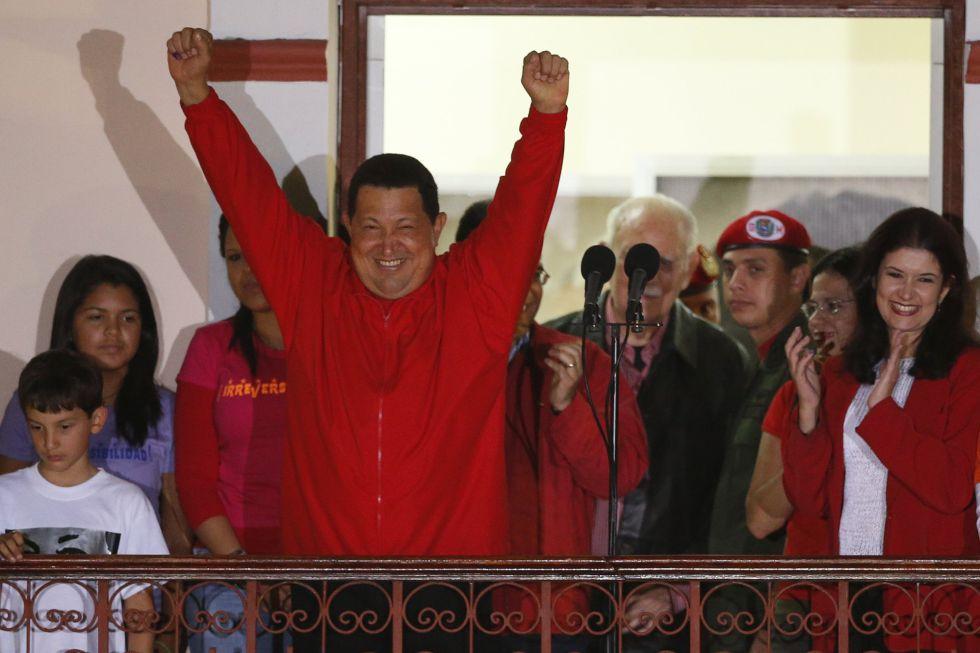 Tras 14 años en el gobierno, la candidatura de Hugo Chávez ha obtenido más votos que nunca. 7,4 millones de votos. Casi 4 millones más que cuando ganó las primeras elecciones en 1998.