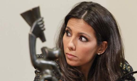 Ana Pastor, una de las más destacadas víctimas de la caza de brujas