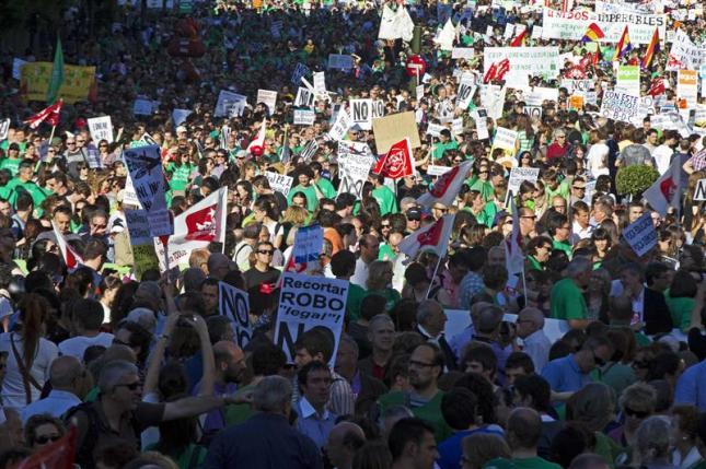 Huelga General Ibérica