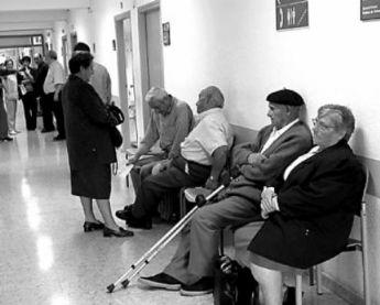 Listas de espera: denegación de auxilio