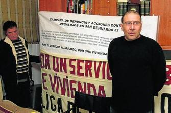 """""""Hay muchos suicidios que no se presentan como el de Vigo o Barakaldo, pero son realmente provocaos por las condiciones en las que tiene que vivir la gente""""."""