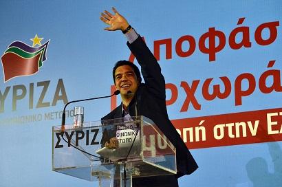 Una de las grandes noticias del año ha sido el ascenso de Syriza en Grecia, una coalición  de izquierdas antihegemonista no sólo radicalmente enfrentada al saqueo impuesto por el FMI y Berlín, sino que cuestiona la permanencia de Grecia en la OTAN o la presencia de bases militares extranjeras en el país.