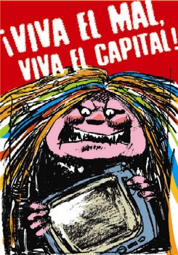 A Rajoy sólo le faltó transfigurarse en Bruja Avería para acabar su intervención gritando: ¡Viva el mal, viva el capital!