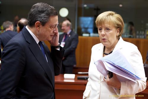 Merkel y el BCE intervinieron Portugal para forzar a su gobierno a pedir el rescate.