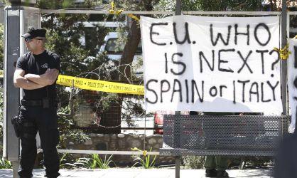 """Chipre es el """"laboratorio"""" escogido por Washington y Berlín para elevar el grado del saqueo y la intervención sobre el resto también sobre España."""