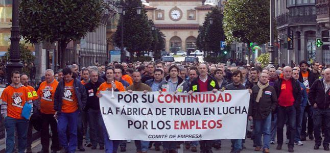 Trabajadores y sindicatos se han movilizado, manifestado, encerrado, tratando de reducir los despidos.