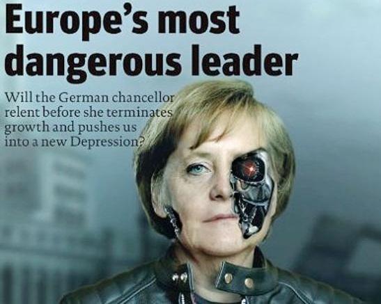 """Lo que necesitamos es más soberanía para zafarnos del """"control de Bruselas"""", es decir de Berlín."""