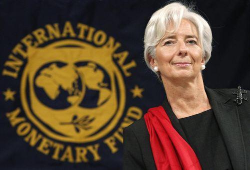 """La fiscalía francesa acusa a Lagarde de """"complicidad en falsedad de documento público y malversación de fondos públicos""""."""