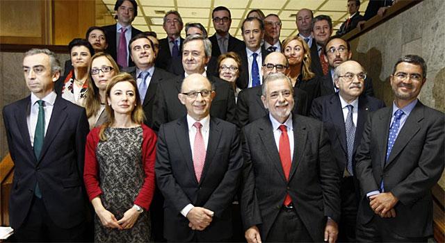 """¿""""Consejo de guerra""""? ¿Y por qué no todos unidos contra Bruselas?"""