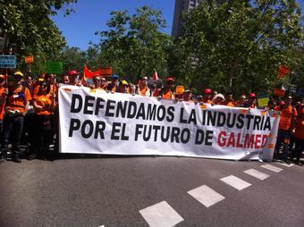 Galmed es una empresa  completamente rentable, entre sus clientes incluye a las principales empresas de la siderurgia (como AcelorMittal) y las principales empresas automovilísticas, incluida la Ford.