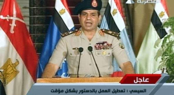 El ejército es el auténtico centro de poder en Egipto. Y basa su privilegiada situación en la conexión con EEUU.