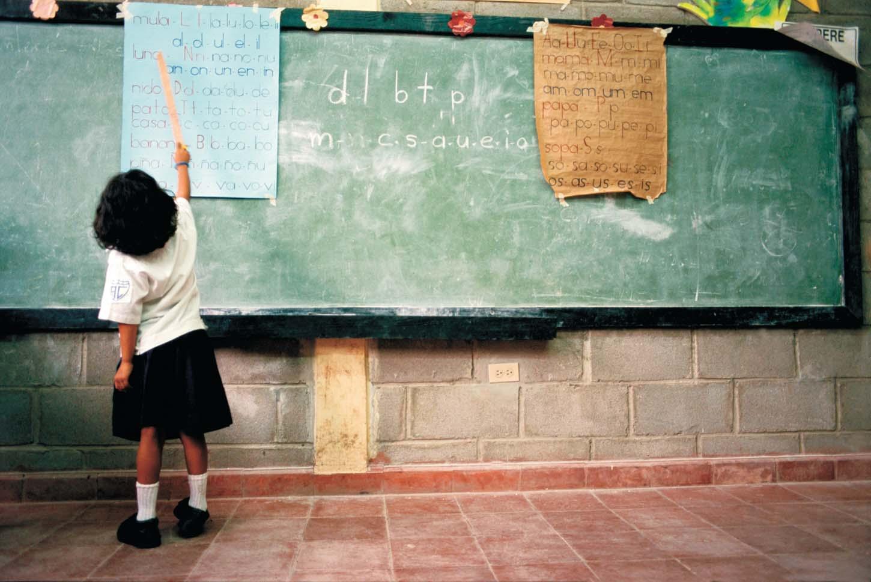 El epílogo de la Educación