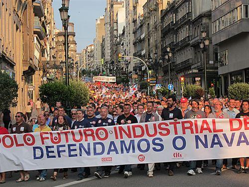 Todo el naval debe unirse para no consentir este nuevo ataque a uno de los motores de Galicia que crea riqueza y empleo.