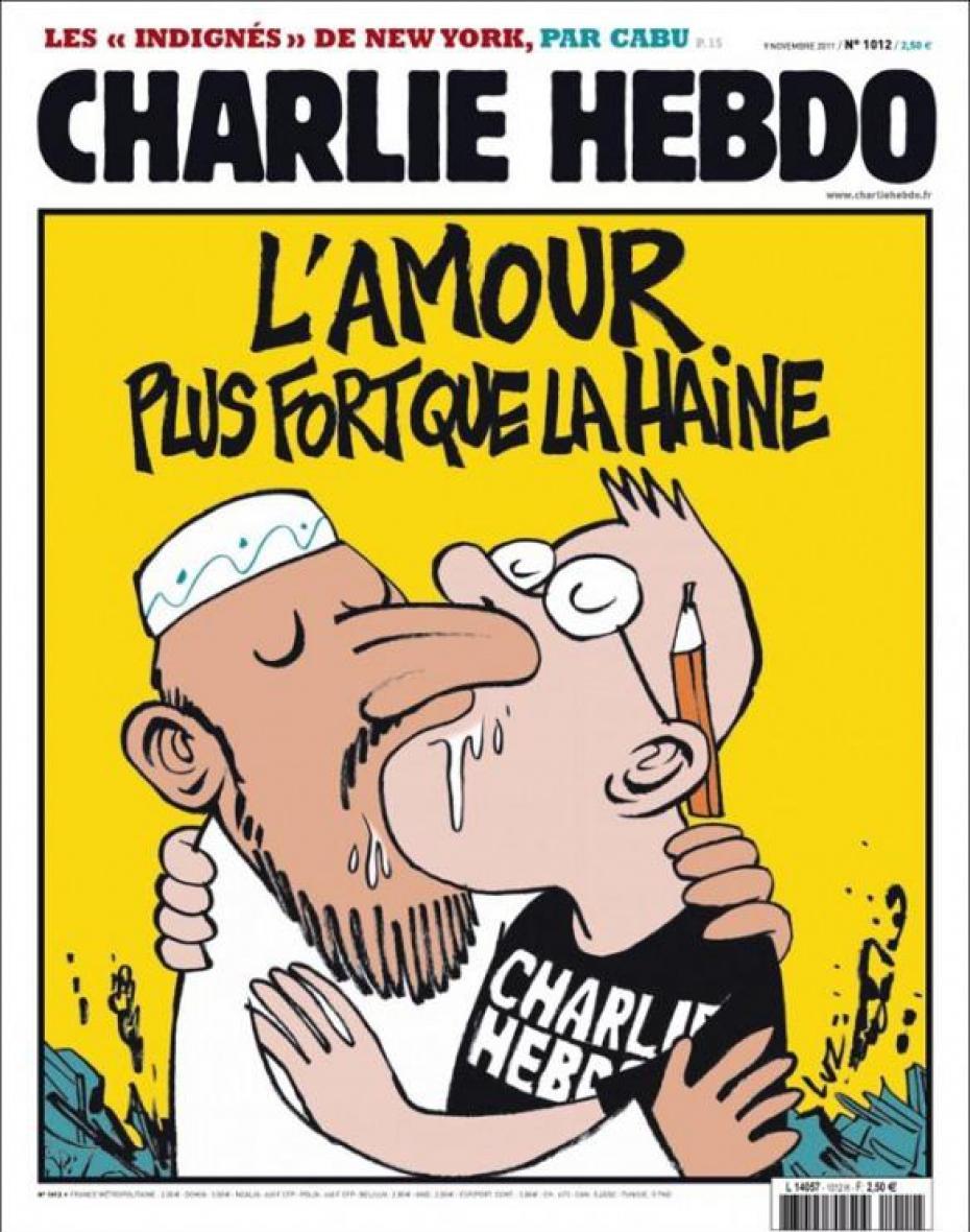 Solidaridad con las víctimas y el pueblo francés
