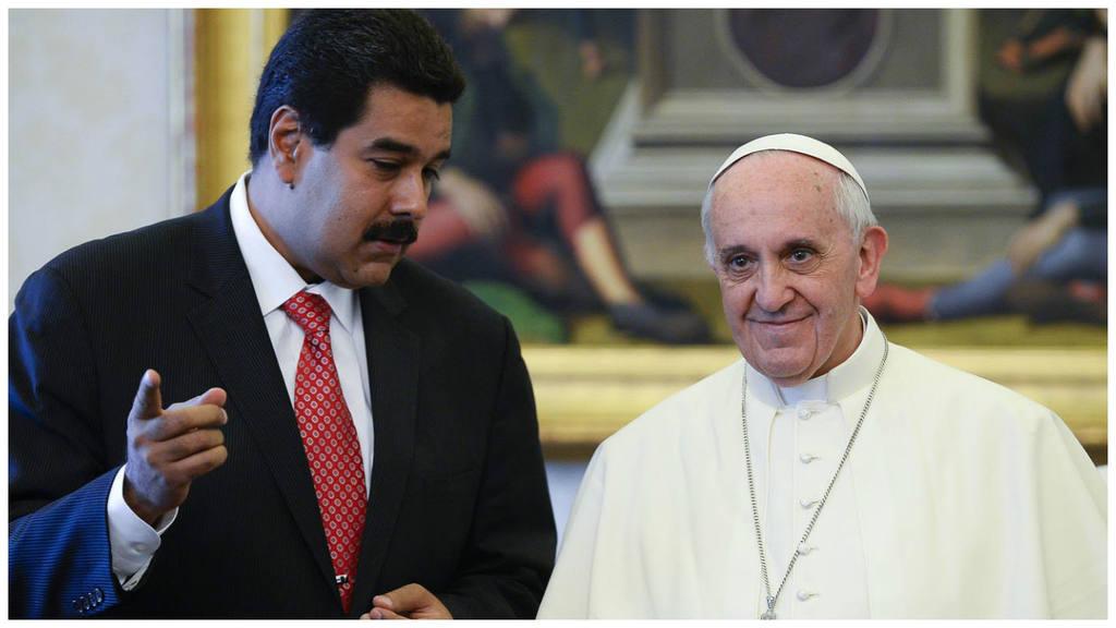Venezuela y el bombero de San Pedro