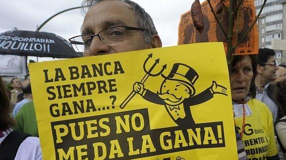 Los bancos tendr n que devolver las cl usulas suelo de for Bancos devolver clausulas suelo