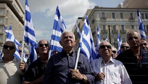 La batalla griega continúa