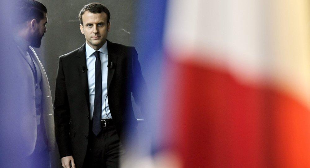 """¿Es Macron el """"tapado""""?"""