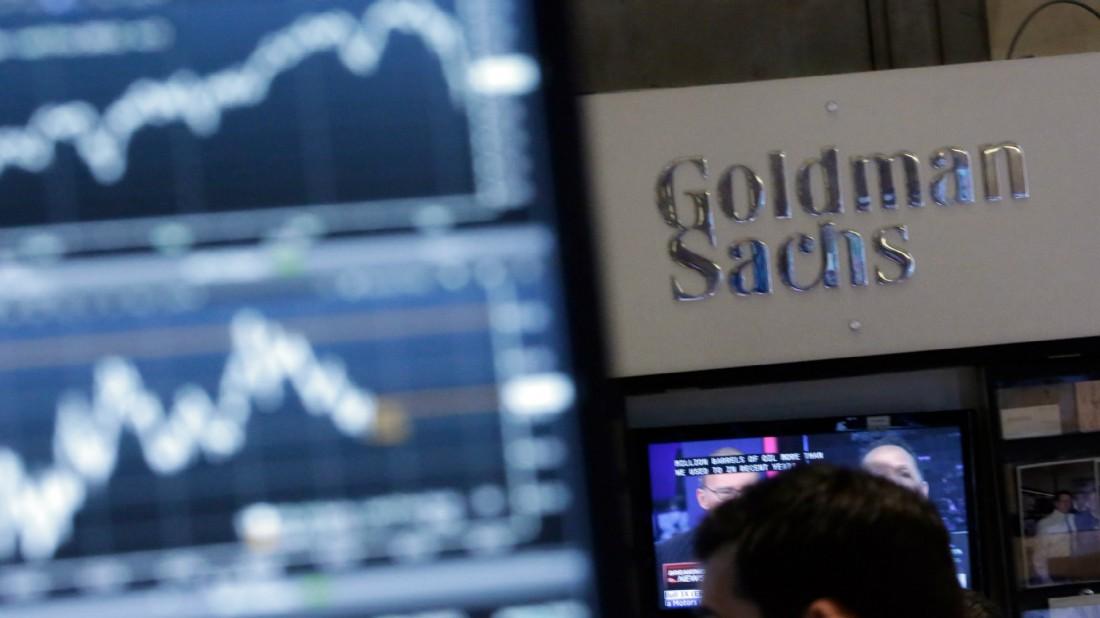 La oscura sombra de Goldman Sachs