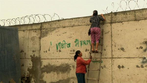 El muro del gringo 'trompudo'