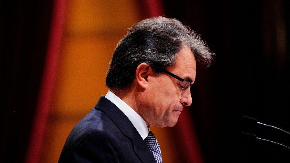 Los límites del procés están en Cataluña