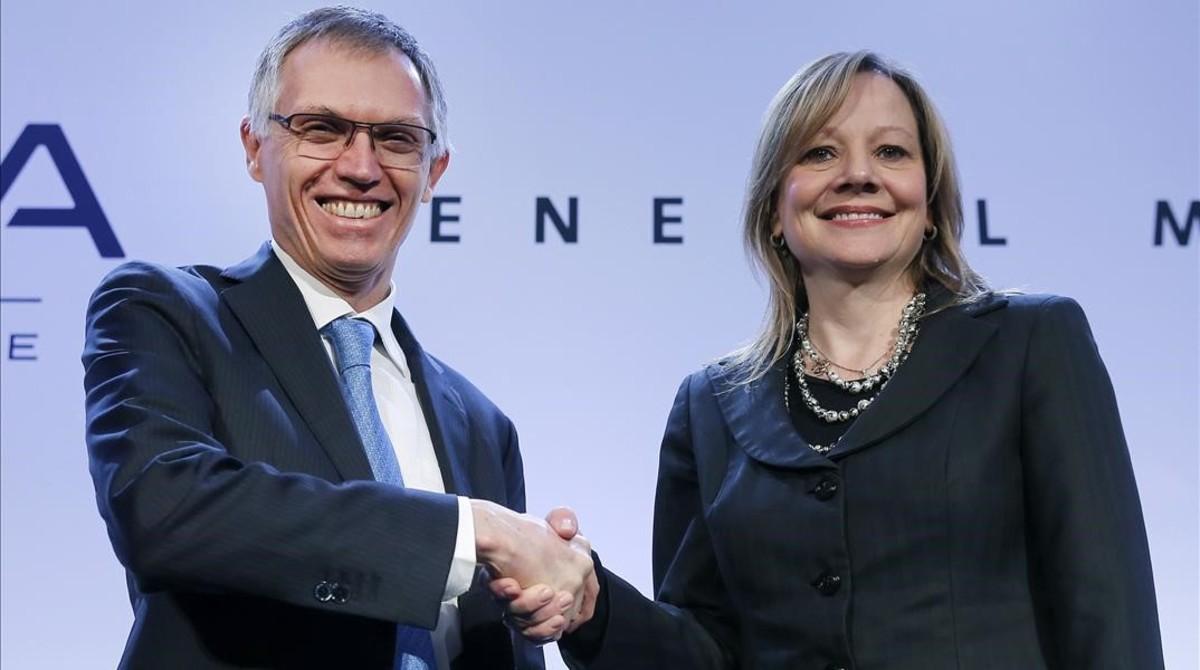 El Grupo PSA (Peugeot+Citröen) compra Opel