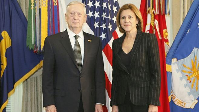 España, entre Washington y Berlín