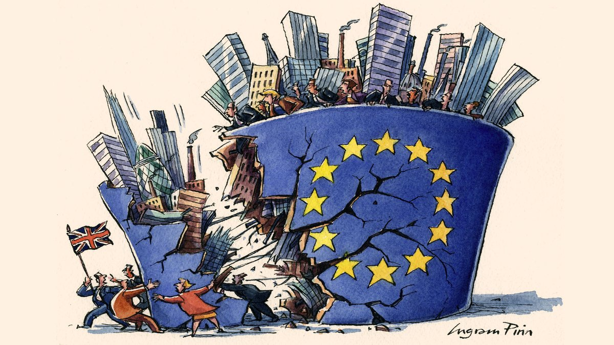 Brexit: Golpe a Europa