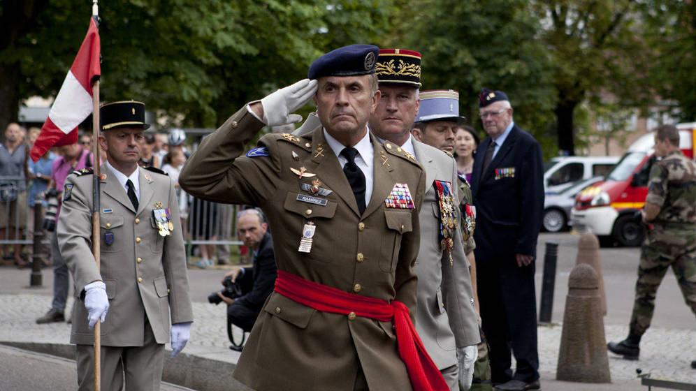 Un JEMAD para la OTAN
