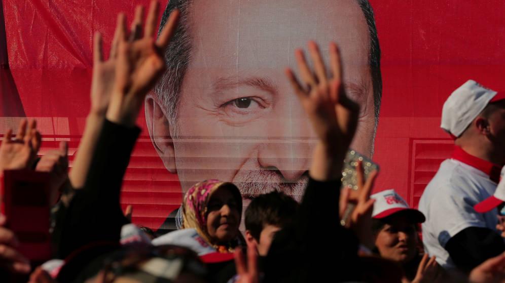 Turquía en el ojo del huracán