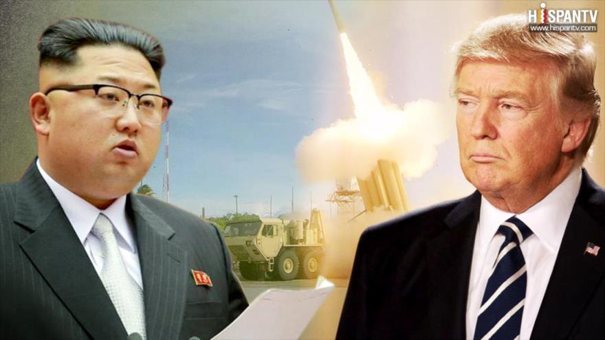 Aumenta la tensión entre EEUU y Corea del Norte