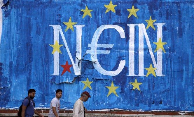 Grecia negocia el tercer rescate