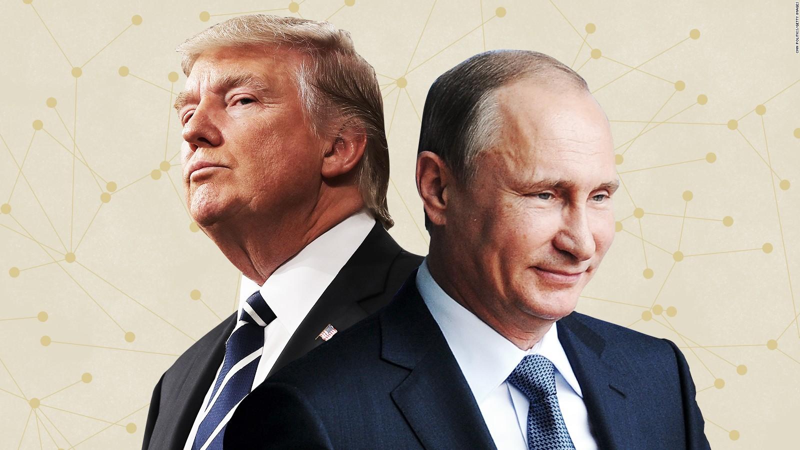 Los árboles de Putin y el bosque de Trump