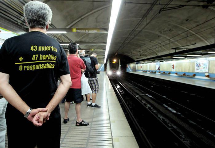 Archivada la investigación por el accidente de metro de Valencia