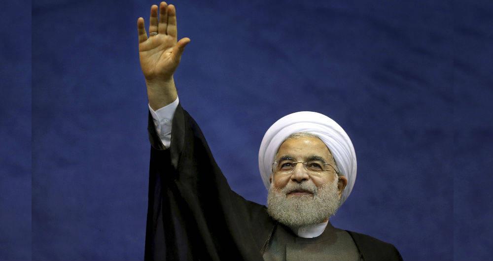 Rohaní reelegido presidente en Irán