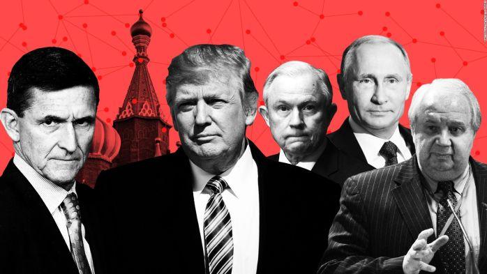 El 'Rusiagate' enreda los pies de Trump