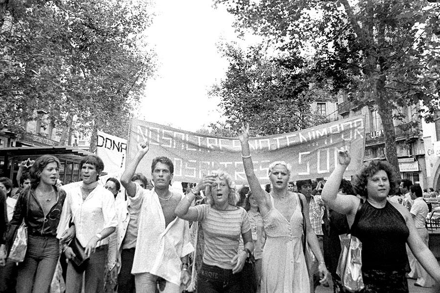Subversivas, 40 años de activismo LGTB en España