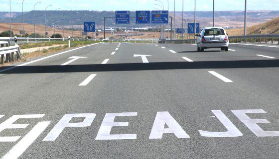 El robo del rescate, también por autopista