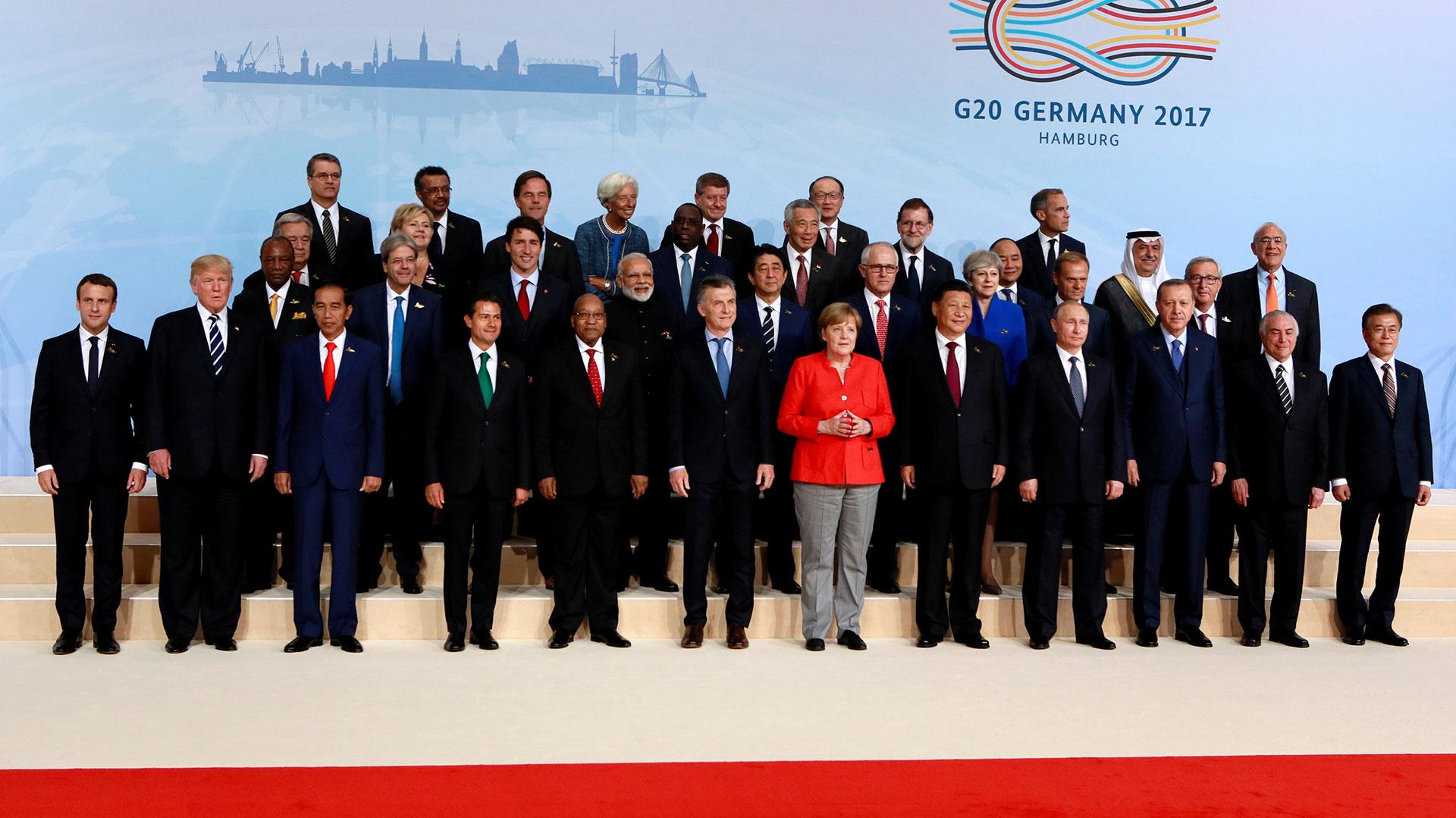 Edificando el nuevo desorden mundial