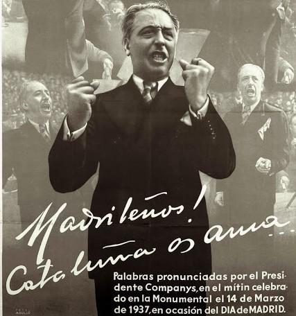 Defender la libre unidad del pueblo de las nacionalidades y regiones de España es revolucionario