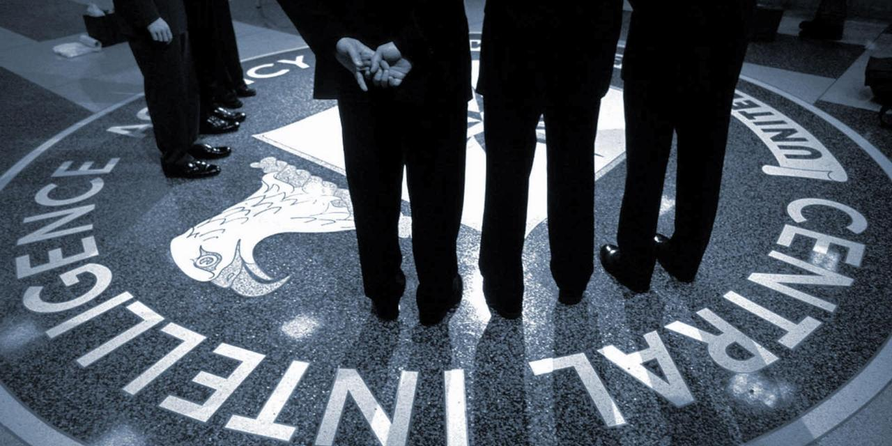 Con la CIA hemos topado