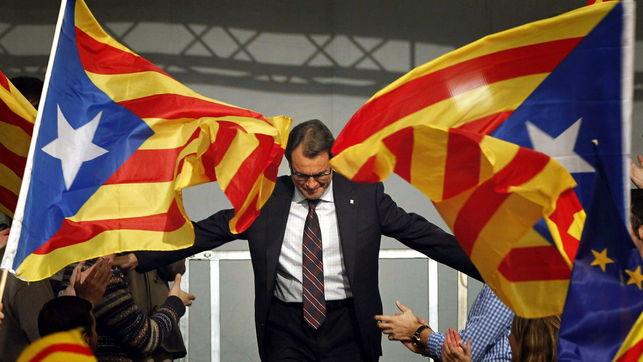 La Cataluña prometida por los Más y Puigdemont