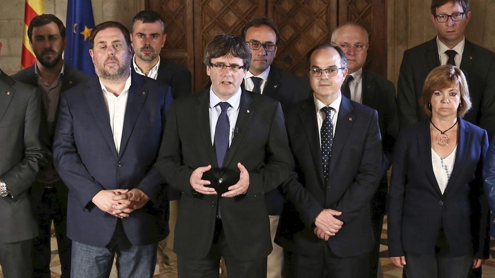Puigdemont anuncia una declaración de independencia