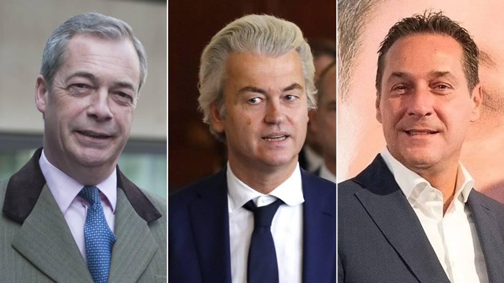 La ultraderecha europea toma posición por Puigdemont