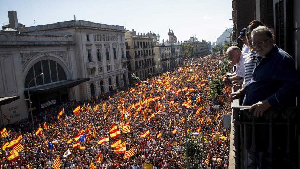 Movilización multitudinaria por la unidad