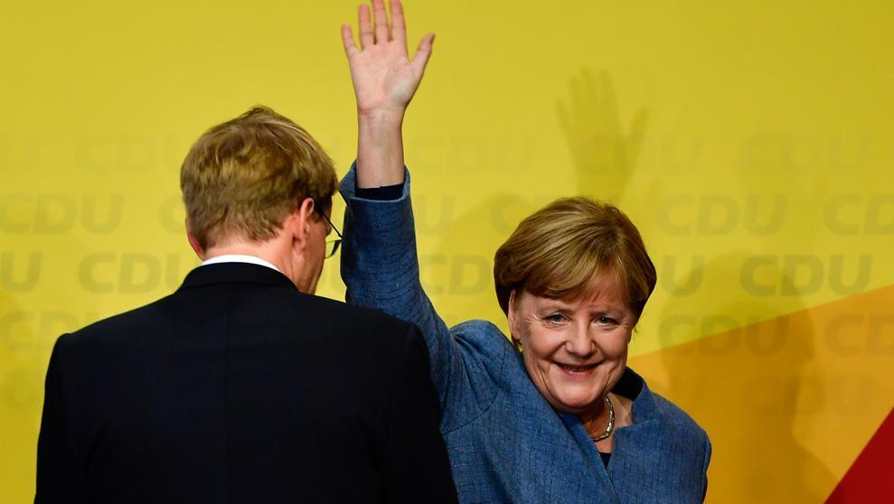 Algo huele a podrido en Alemania